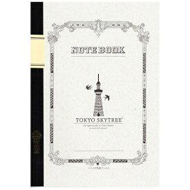 ツバメノート [ノート] ツバメノート 《東京スカイツリーオリジナルグッズ》 スカイツリー (B5判・横罫・30枚) TBM6347