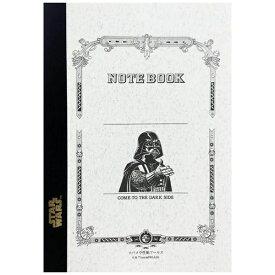 ツバメノート [ノート] ツバメノート 《STAR WARS》 スターウォーズ (A5判・5mm方眼・30枚) STWR-0671