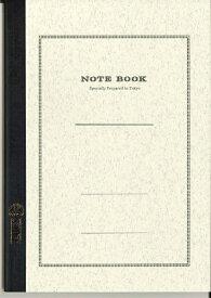 ツバメノート [ノート] ツバメノート ノート KB4 クリームフールス紙 (B5判・7mm罫・40枚) C3014