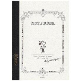 ツバメノート [ノート] ツバメノート 《Disney》 ミニーマウス (A5判・7mm罫・30枚) TBM5730