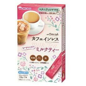 アサヒグループ食品 Asahi Group Foods ママスタイルミルクティー 7本