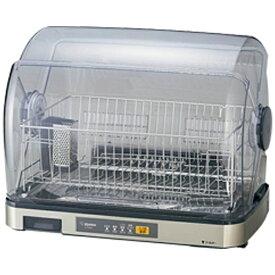 象印マホービン ZOJIRUSHI 食器乾燥機 ステンレスグレー EY-SB60 [6人用][EYSB60]