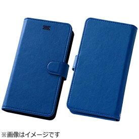 レイアウト rayout スマートフォン用[幅 73mm] Multi Case 手帳型汎用ケース ブルー RT-SPF/A