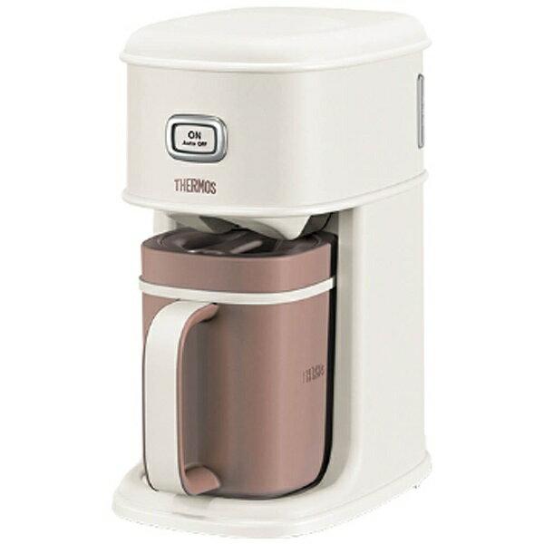 【送料無料】 サーモス アイスコーヒーメーカー (0.31L) ECI-660-VWH バニラホワイト[ECI660]