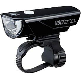 キャットアイ CATEYE 補助ライト フラッシングライト セーフティライト USB充電式LEDライトボルト200 VOLT200(ブラック) HL-EL151RC[HLEL151RC]