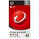 トレンドマイクロ TREND MICRO 〔Android・iOS・Kindle Fireアプリ〕 ウイルスバスターモバイル ライブカード (2年…