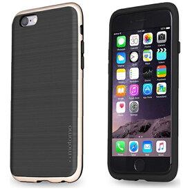 UI ユーアイ iPhone 6s/6用 INO LINE INFINITY STONE BLACK ゴールド INO-SBG[INOSBG]