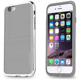 UI ユーアイ iPhone 6s/6用 INO LINE INFINITY COOL GRAY クロームシルバー INO-CRCS[INOCRCS]