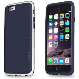 UI ユーアイ iPhone 6s/6用 INO LINE INFINITY ROYAL INDIGO シルバー INO-RIS[INORIS]
