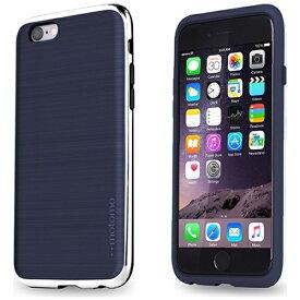 UI ユーアイ iPhone 6s/6用 INO LINE INFINITY ROYAL INDIGO クロームシルバー INO-RICS[INORICS]