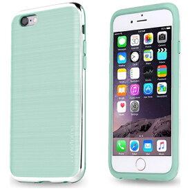 UI ユーアイ iPhone 6s/6用 INO LINE INFINITY AQUA MINT クロームシルバー INF-AMCS[INFAMCS]