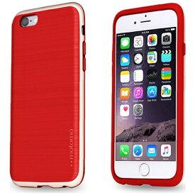 UI ユーアイ iPhone 6s/6用 INO LINE INFINITY IRON RED ゴールド INF-IRG[INFIRG]
