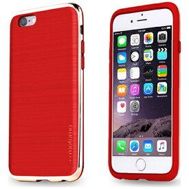 UI ユーアイ iPhone 6s/6用 INO LINE INFINITY IRON RED クロームゴールド INF-IRCG[INFIRCG]