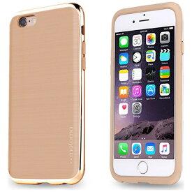 UI ユーアイ iPhone 6s/6用 INO LINE INFINITY WARM BEIGE クロームゴールド INF-BCG[INFBCG]