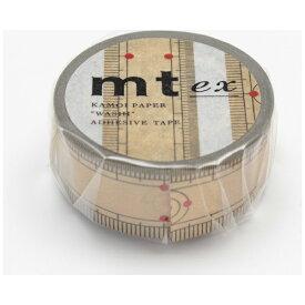 カモ井加工紙 KAMOI mt ex マスキングテープ(竹定規) MTEX1P97