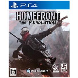 スパイクチュンソフト Spike Chunsoft HOMEFRONT the Revolution【PS4ゲームソフト】 【代金引換配送不可】