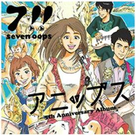ソニーミュージックマーケティング 7!!/アニップス 初回生産限定盤 【CD】