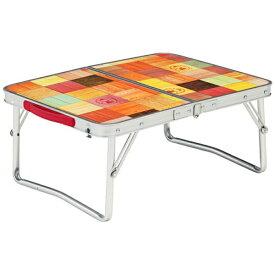 コールマン Coleman ナチュラルモザイクミニテーブルプラス 2000026756[アウトドア テーブル 1〜2人向け]