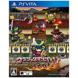 日本一ソフトウェア Nippon Ichi Software クラシックダンジョン戦国【PS Vitaゲームソフト】