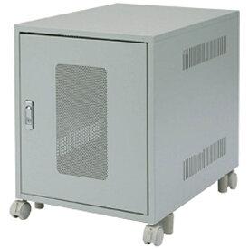サンワサプライ SANWA SUPPLY 省スペース19インチボックス(6U) CP-027K 【メーカー直送・代金引換不可・時間指定・返品不可】