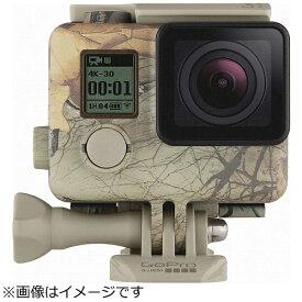 GOPRO GoPro カモフラージュハウジング + Quickclip (Realtree Xtra) AHCSH-001[AHCSH001]