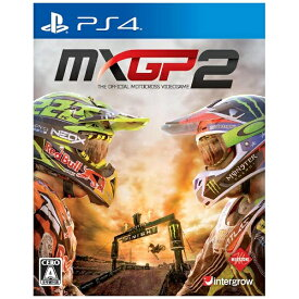 インターグロー MXGP2 - The Official Motocross Videogame【PS4ゲームソフト】