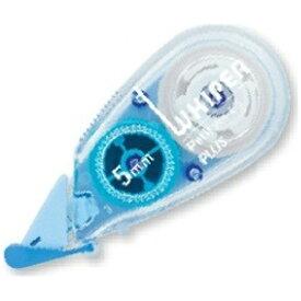 プラス PLUS [修正テープ] ホワイパープチ 新クリアカラー (ブルー/テープ幅:5mm) WH-815
