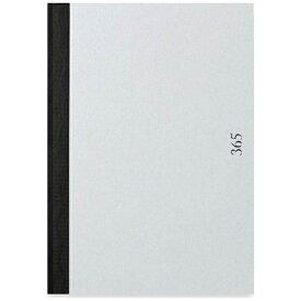 新日本カレンダー SHINNIPPON CALENDER [ノート] 365ノートブック (色:霧 kiri、サイズ:A6) 8684