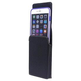 アスデック ASDEC iPhone 6s Plus/6 Plus用 カバー付スマホ収納ホルダー 縦型 SH-IP9PV[SHIP9PV]