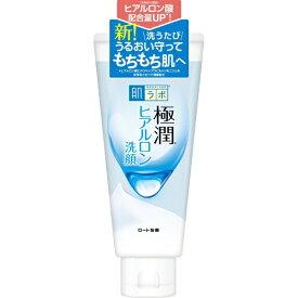 ロート製薬 ROHTO 肌研(肌ラボ)極潤 ヒアルロン洗顔フォーム(100g)[洗顔フォーム]【wtcool】