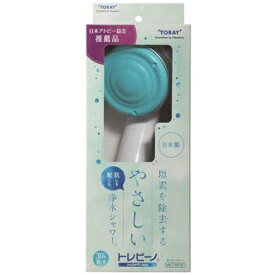 東レ TORAY 浄水シャワー トレシャワー ブルーグリーン RS52-BG[RS52BG]【rb_pcp】