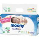 ユニチャーム unicharm 【moony(ムーニー)】エアフィット テープ 新生児用 小さめ 30枚〔おむつ〕