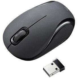 サンワサプライ SANWA SUPPLY MA-WBL36BK マウス ブラック [BlueLED /2ボタン /USB /無線(ワイヤレス)][MAWBL36BK]