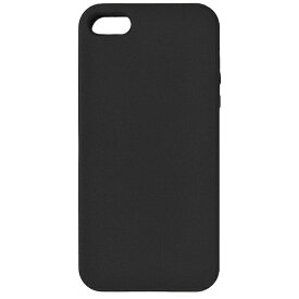 ラスタバナナ RastaBanana iPhone SE(第1世代)4インチ / 5s / 5用 シリコンケース ブラック 2224IP6C