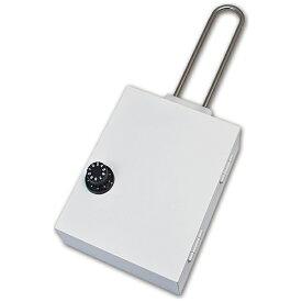 和気産業 VSB-001 ハンガー式隠し金庫 シークレットボックス ホワイト [ダイヤル式]