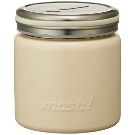 ドウシシャ DOSHISHA フードポット 「mosh!」(容量300ml) DMFP300-IV アイボリー[DMFP300]