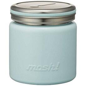 ドウシシャ DOSHISHA フードポット 「mosh!」(容量300ml) DMFP300-TU ターコイズ[DMFP300]