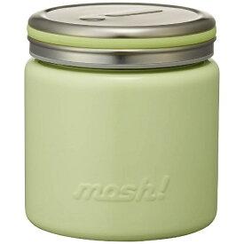 ドウシシャ DOSHISHA フードポット 「mosh!」(容量300ml) DMFP300-GR グリーン[DMFP300]