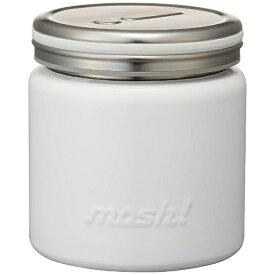 ドウシシャ DOSHISHA フードポット 「mosh!」(容量300ml) DMFP300-WH ホワイト[DMFP300]