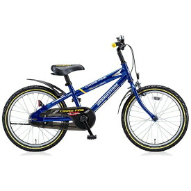 ブリヂストン BRIDGESTONE 18型 幼児用自転車 クロスファイヤーキッズ スポーツ(ブルー/シングルシフト) CKS186[CKS186]【組立商品につき返品不可】 【代金引換配送不可】