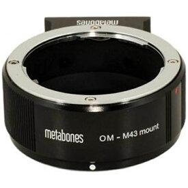 METABONES メタボーンズ METABONESマイクロフォーサーズ用オリンパスOM[MBOMM43BM1]