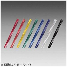 リヒトラブ LIHIT LAB. スライドリング金具 (色:ホワイト、規格:B5(26穴)) F-3191ホワイト