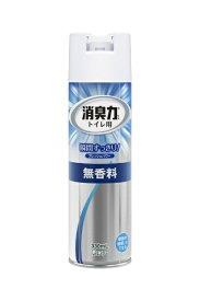 エステー S.T トイレの消臭力スプレー 無香料(330ml)〔消臭剤・芳香剤〕【wtnup】
