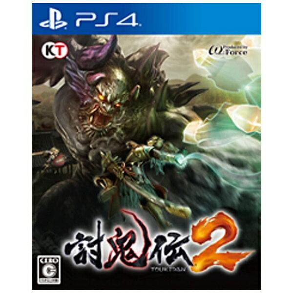 【送料無料】 コーエーテクモゲームス 討鬼伝2 通常版【PS4ゲームソフト】
