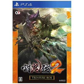 コーエーテクモゲームス KOEI 討鬼伝2 TREASURE BOX【PS4ゲームソフト】