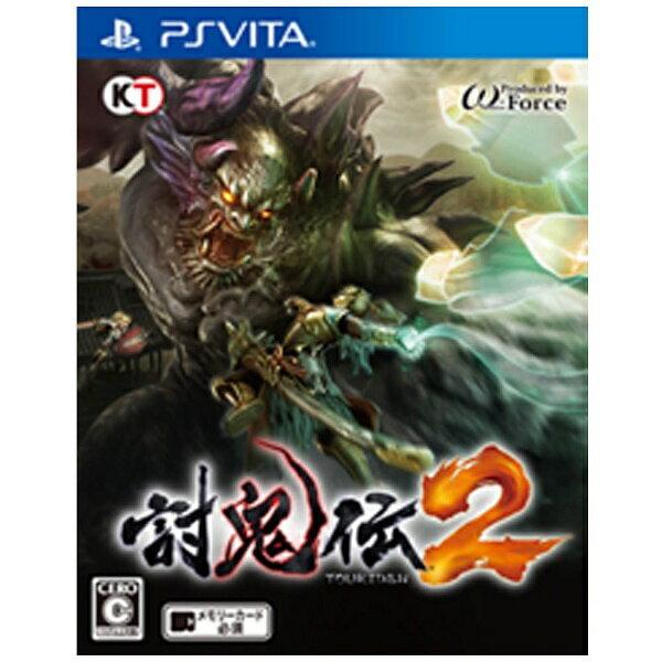 【送料無料】 コーエーテクモゲームス 討鬼伝2 通常版【PS Vitaゲームソフト】