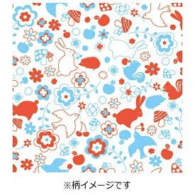 ササガワ SASAGAWA [ラッピング] ロール包装紙 レトロガーリー 半才2P 35-633