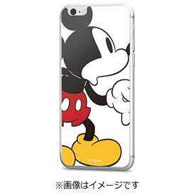 エムディーシー MDC iPhone 6s/6用 Disney背面ガラス ミッキーマウス GLASS6-71447