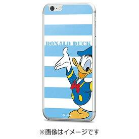 エムディーシー MDC iPhone 6s/6用 Disney背面ガラス ドナルドダック ボーダー GLASS6-71449