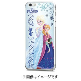 エムディーシー MDC iPhone 6s/6用 Disney背面ガラス アナと雪の女王 GLASS6-71450